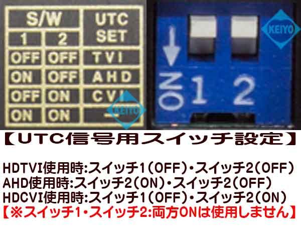 WTW-MVCP0601U【アナログハイビジョン信号用UTC対応映像/電源伝送1ch送受信機セット】