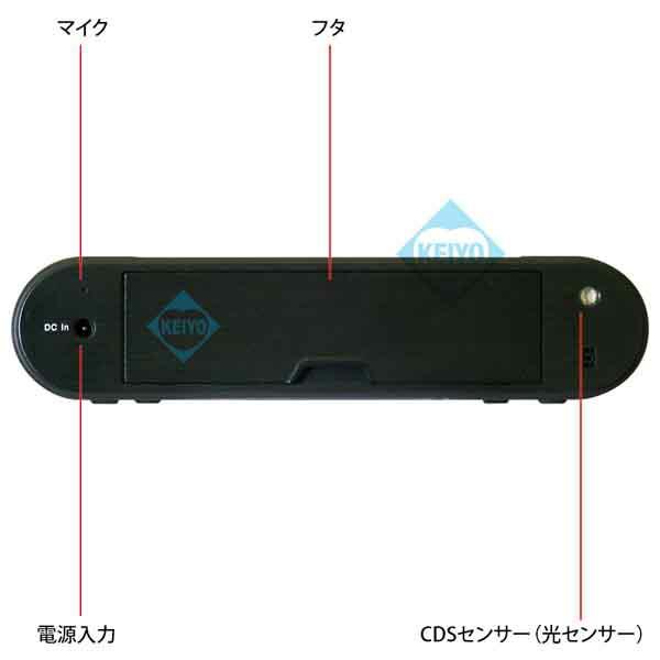 RE-17IP【ネットワーク機能搭載フルHD電源接続対応赤外線付ビデオカメラ】