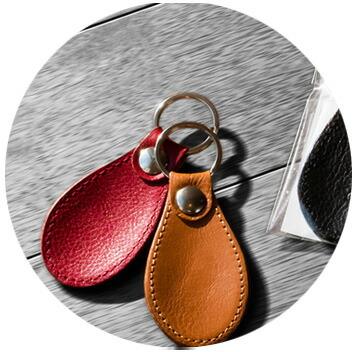 日本製靴べらキーホルダー