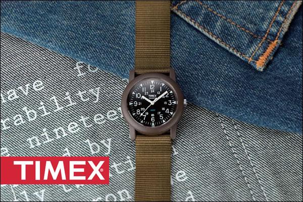 タイメックス - TIMEX -