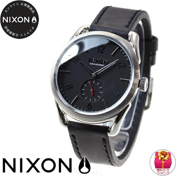 ニクソン The C39 Leather 腕時計