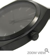 NIXON ニクソン 腕時計 TIME TELLER オールブラック NA045001-00