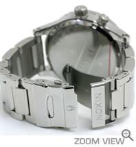 ニクソン 腕時計 51-30 NA057487-00 ハイポリッシュ/ブラック NIXON ベルト
