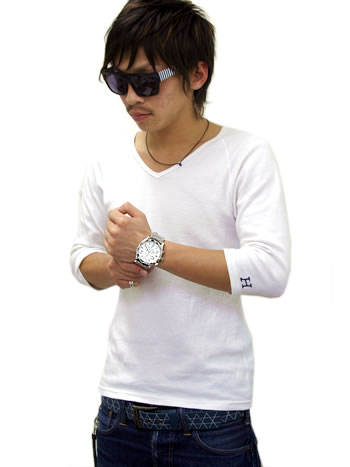 NIXON 腕時計 ニクソン 51-30 CHRONO NA083488-00 ハイポリッシュ/ホワイト 着用