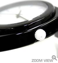 NIXON 腕時計 TTP (TIME TELLER P) NA119005-00 ブラック/ホワイト ニクソン サイド