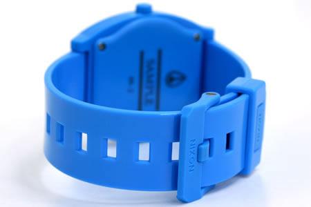 NIXON 腕時計 ニクソン TIME TELLER P NA119606-00 ブライトブルー ベルト