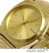 NIXON ニクソン 腕時計 THE TIME TELLER (タイム テラー) オールゴールド×ゴールド NA045511-00