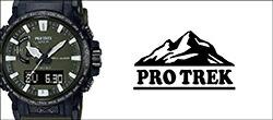 CASIO 腕時計 PRO TREK プロトレック