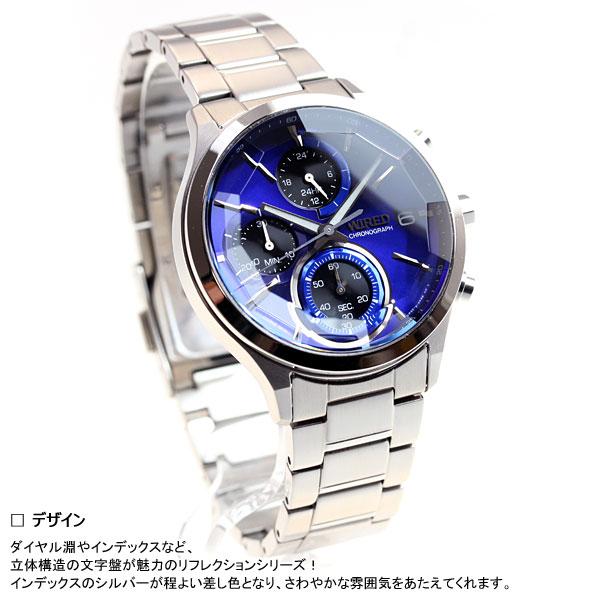 e4e4c32006 【楽天市場】【SHOP OF THE YEAR 2018 受賞】セイコー ワイアード SEIKO WIRED 腕時計 メンズ リフレクション  REFLECTION クロノグラフ AGAV124:neelセレクトショップ