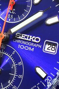 逆輸入セイコー SEIKO パイロットクロノグラフ SND253 SND255