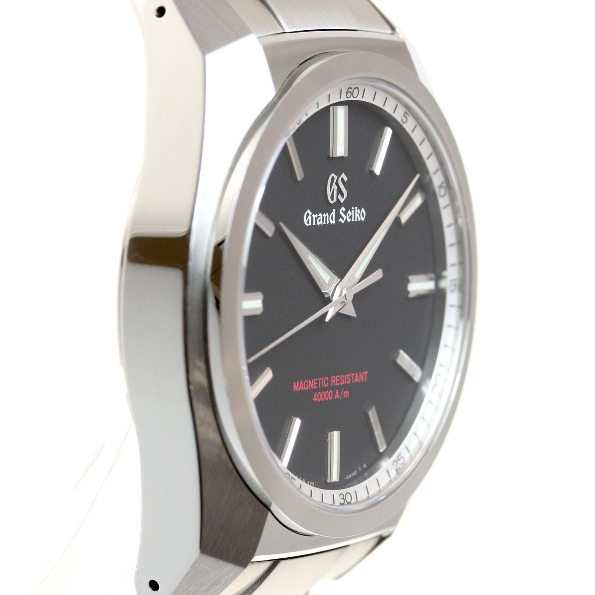 finest selection 01f2b d0499 Grand SEIKO quartz GRAND SEIKO 強化耐磁 model watch men SBGX293