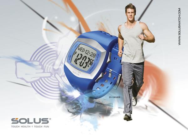 SOLUS ソーラス 腕時計