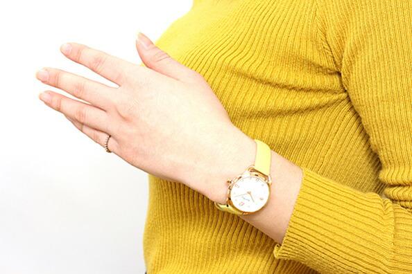 ヴィーナス レディース ソーラー 【あす楽対応】 エンジェルハート 腕時計 Angel Heart 【2018 新作】 【即納可】 Venus VI31P-YE