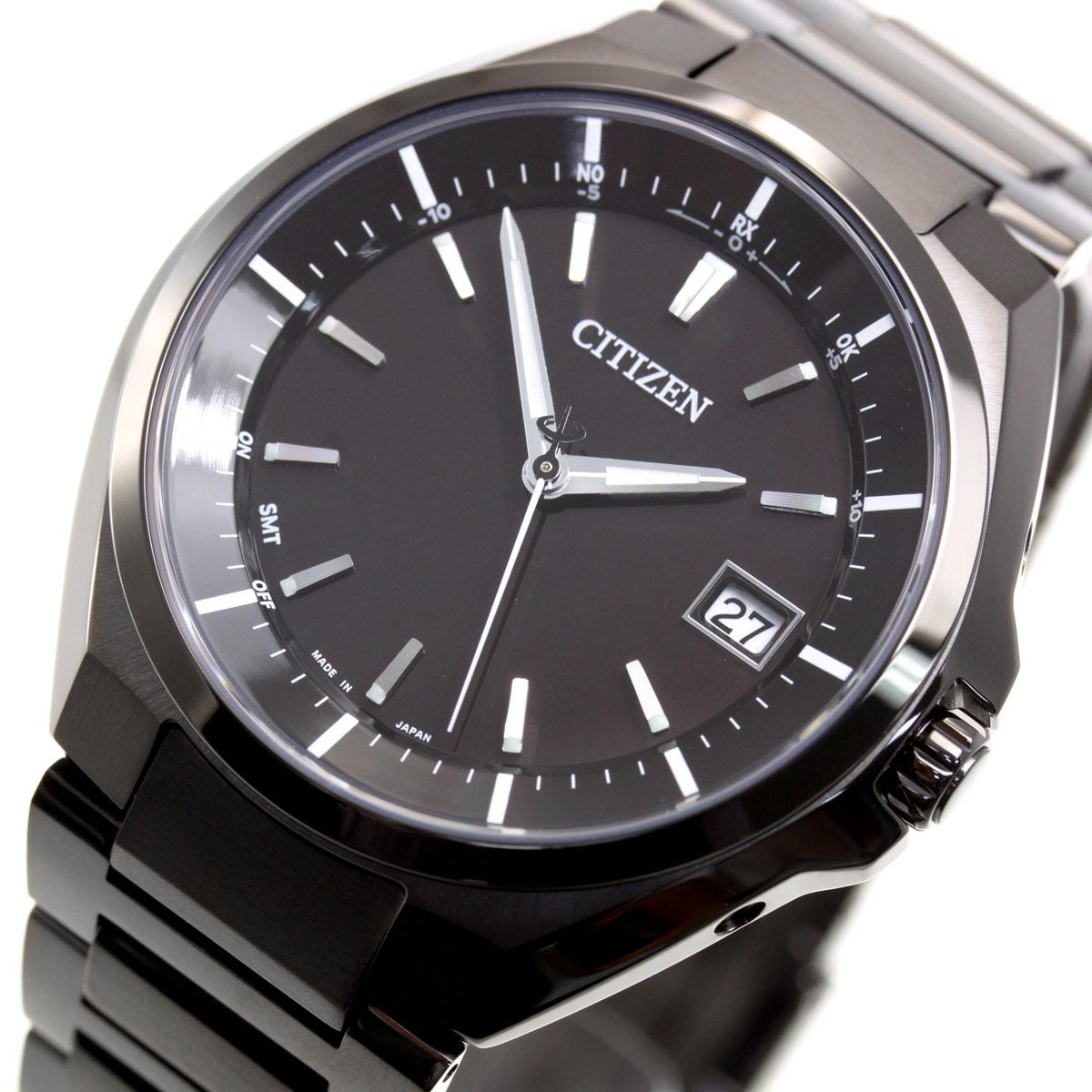 腕時計 CB3015-53E シ�ズン CITIZEN ATTESA メンズ メンズ ダイレクトフライト�表示� エコ・ドライブ ワールドタイム 電波時計 腕時計 アテッサ シ�ズン