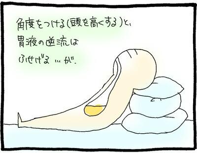 食べ 過ぎ 寝る 向き