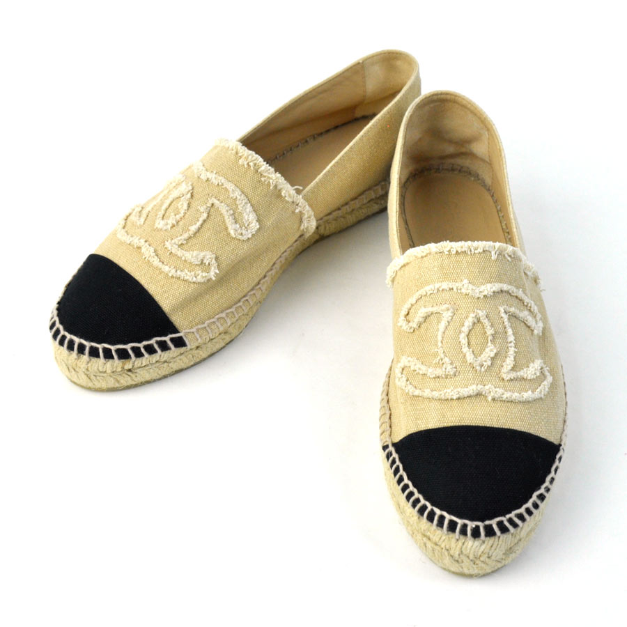 Chanel Shoes Size