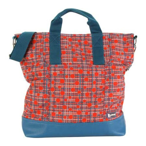 b088d9ca7352 ハダキ レディース ハンドバッグ バッグ French Market Tote Fiery Red Plaid ハダキ レディース バッグ ハンドバッグ  Fiery Red Plaid 全商品無料サイズ交換
