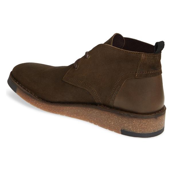 Fly Loundon Mens Meve Closed Toe Moccasins Size 11.0 Black