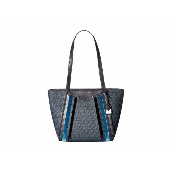 2b3630a3831139 マイケルコース レディース ハンドバッグ バッグ Whitney Small Top Zip Tote Admiral/Pale Blue/Luxe  Teal マイケルコース レディース バッグ ハンドバッグ ...