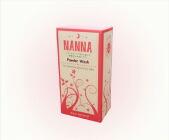 【ナンナ パウダーウォッシュ】  炭酸水素イオン・保湿洗顔料 1g×30包 価格3,456円(税込)