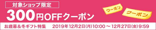 10000円以上300円クーポン