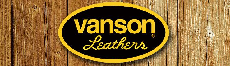VANSON(バンソン)ブランドバナー