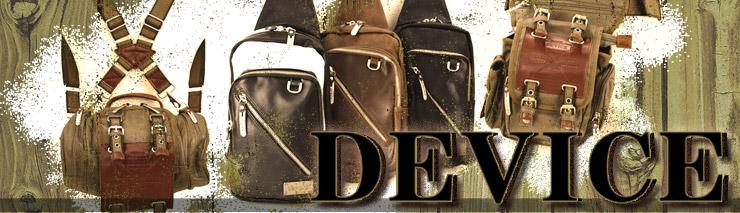 DEVICE(デバイス)ブランドバナー