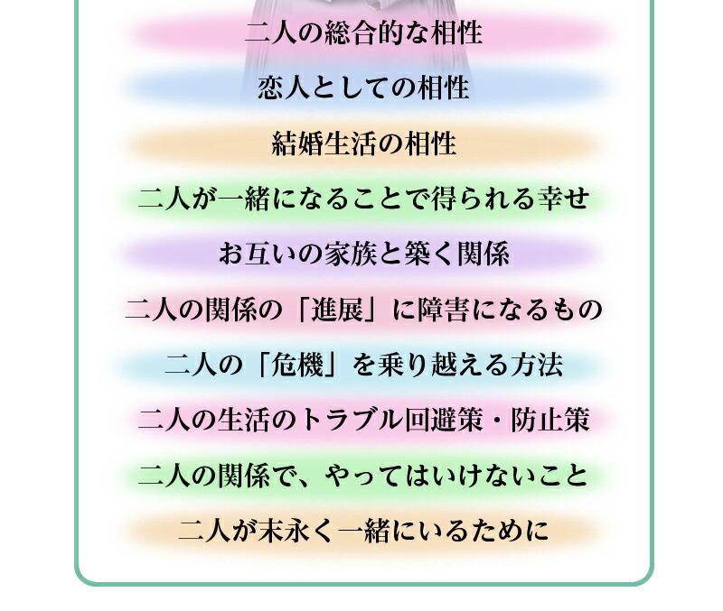 銀座の母鑑定書鑑定項目2/2