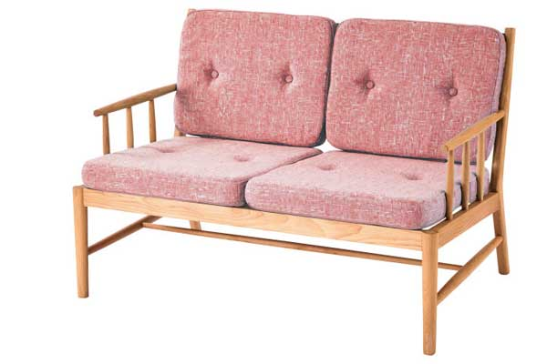 at-ease | Rakuten Global Market: Sofa 1S Terrace (Alder solid wood ...