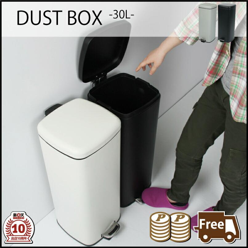 送料無料 ゴミ箱 ダストボックス ペールボックス 収納 野外用 ベランダ 工具箱 DIY 分別 ごみ箱 くず入れ ごみ 大容量 丸洗い おしゃれ