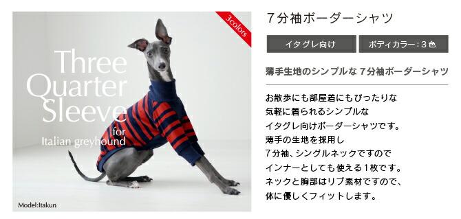 犬服 イタグレ服 Tシャツ