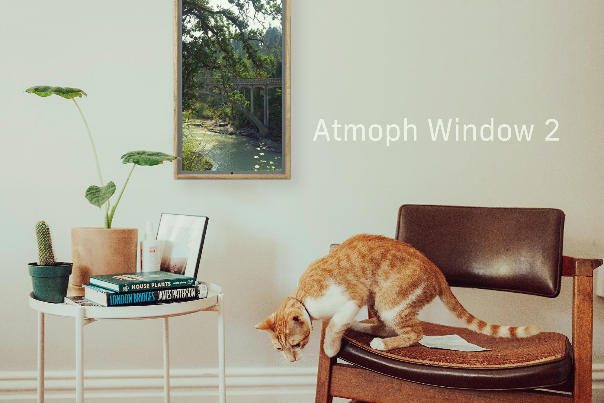 Atmoph Window 2 Wood