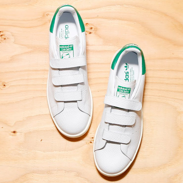 Adidas Stan Smith Cf Green