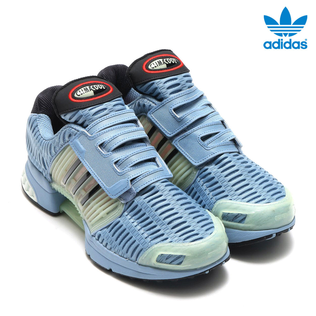 brand new 3ff3d e562a adidas Originals CLIMACOOL 1 CMF (アディダスオリジナルスクライマクール) (Tactile Blue/Core  Black/linen Blue) 17SS-I