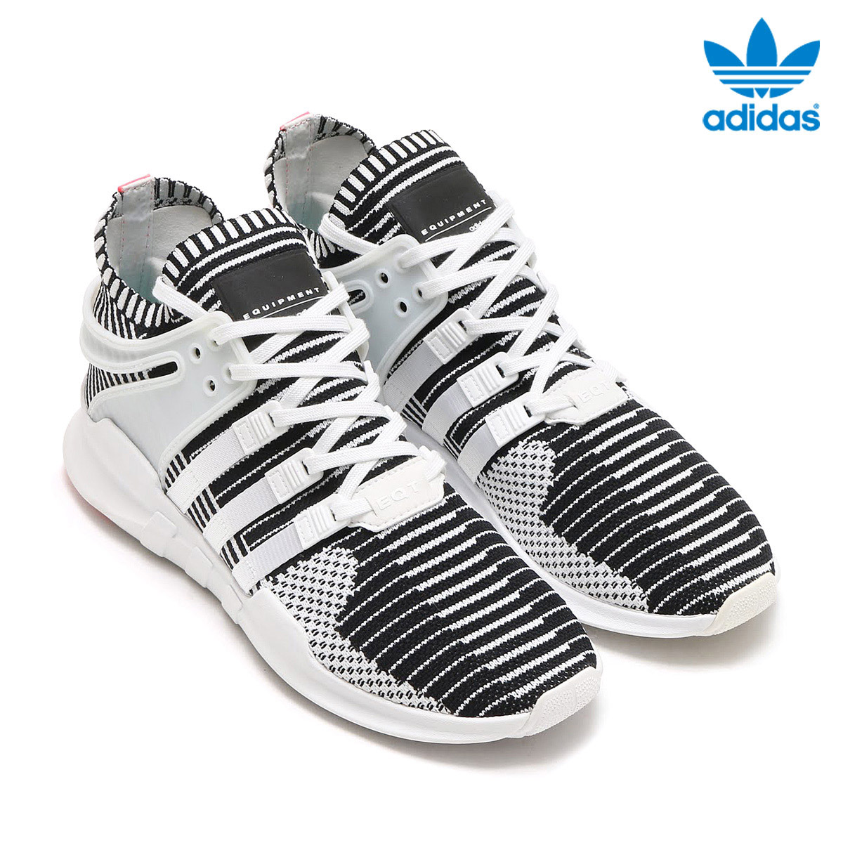size 40 ba11c 39060 adidas Originals EQT SUPPORT ADV PK (Adidas original Sue ticket men Tosa  port) (Running White/Running White/Turbo) 17SS-I