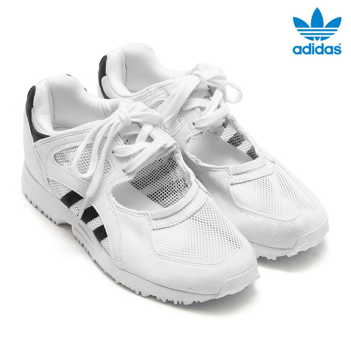 best sneakers 457c0 08694 adidas EQT RACING 91W (Adidas EQT racing 91W) (Running White/Running  White/Core Black)