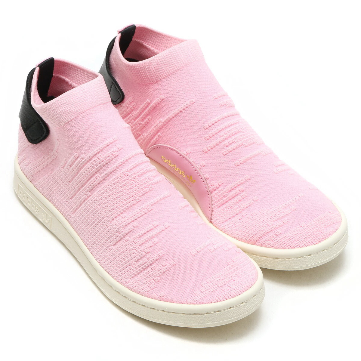 huge discount 2fa67 32f53 adidas STAN SMITH SOCK PK W (アディダススタンスミスソック PK W) PINK 17FW-S