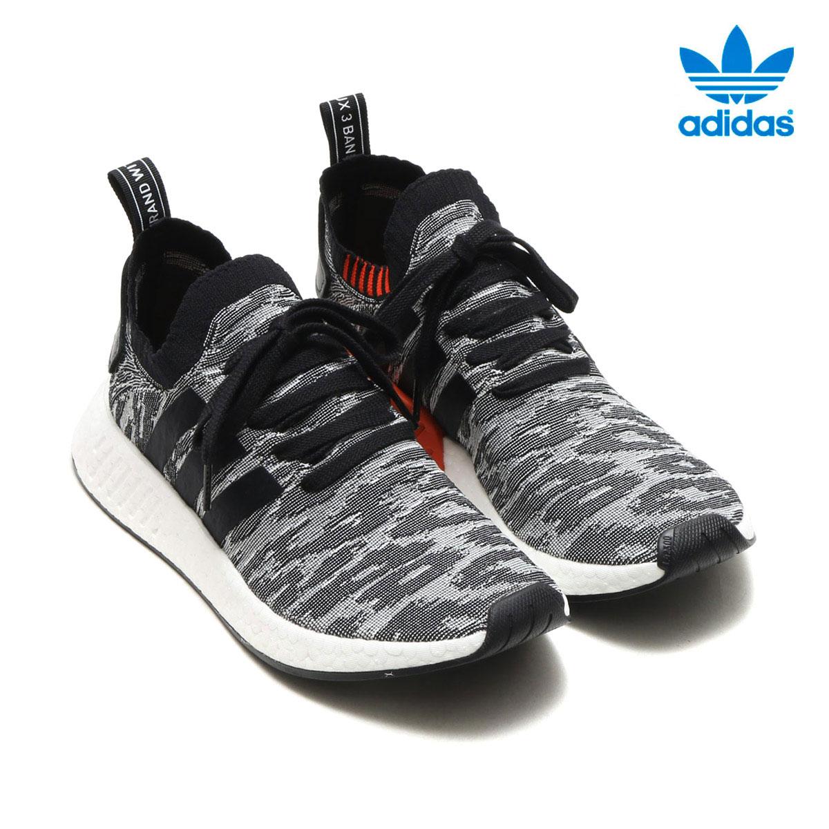 more photos 0b47d 7c630 adidas Originals NMD R2 PK (Adidas originals nomad) (CORE BLACK/CORE BLACK)  17FW-I