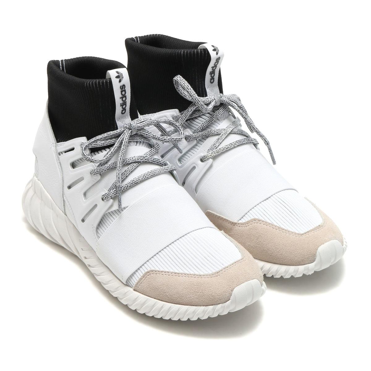 premium selection 16f48 4bab4 adidas TUBULAR DOOM (アディダスチューブラードーム) (RUNNING WHITE) 17FW-I