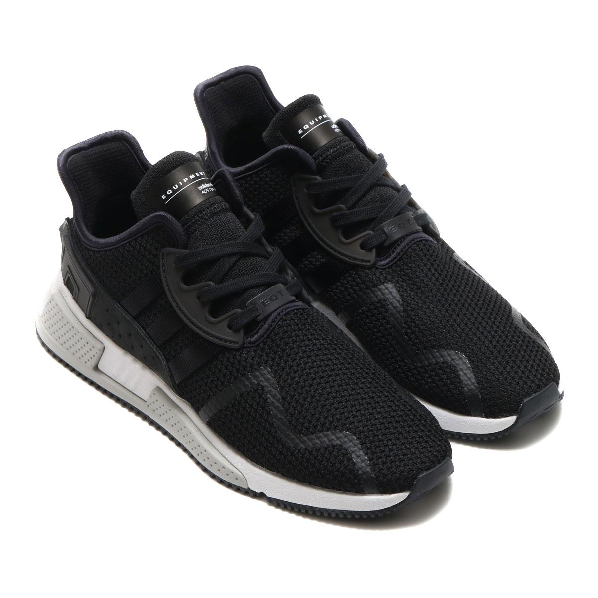 on sale 1bbfd 68079 adidas Originals EQT CUSHION ADV (Adidas originals EQT CUSHION ADV) Core  Black/Footwear White 17FW-I