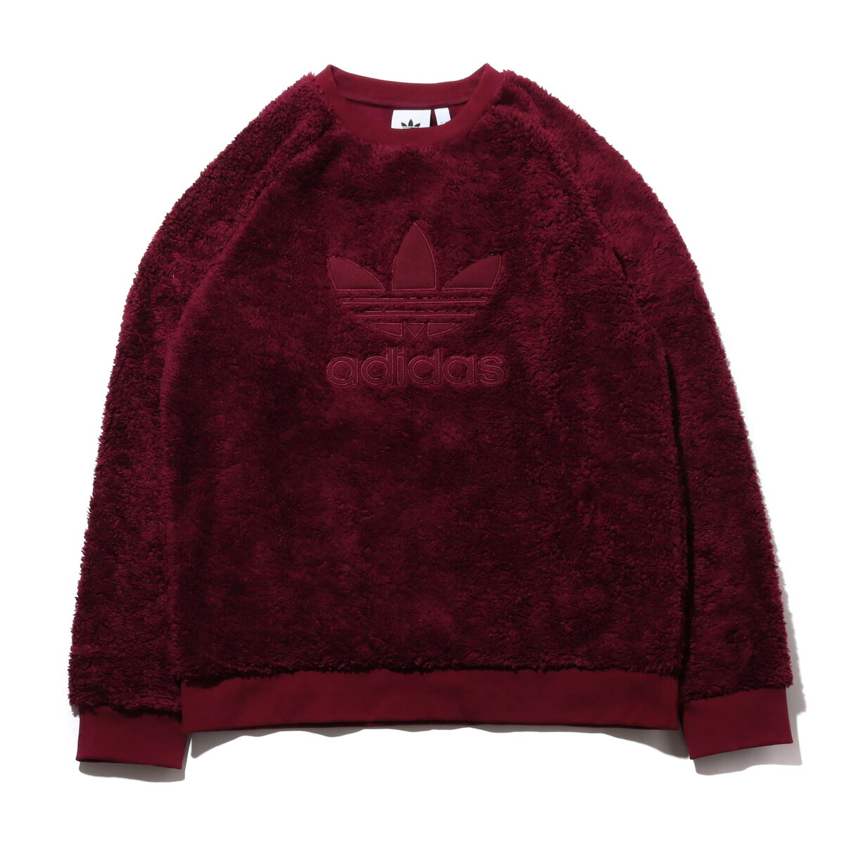 adidas WINTERIZED CREW SWEATSHIRT (????????????????????????) Marron 18FW I
