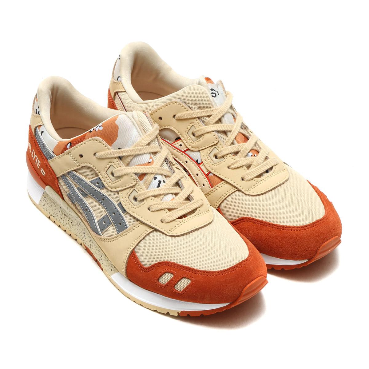Asics Tiger Gel Lyte chaussures marzipan 3QKkqo