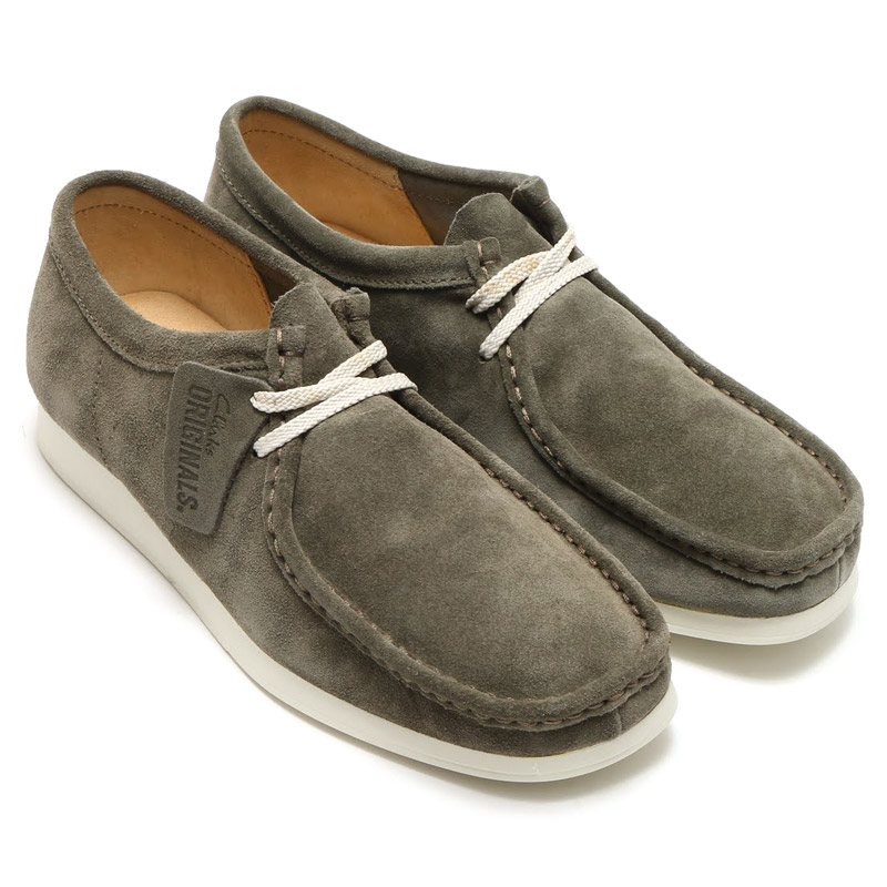 54125399 Popular model one of the Clarks WALLABEE. Is the comfort of all ages, all  over the world continues to fascinate.