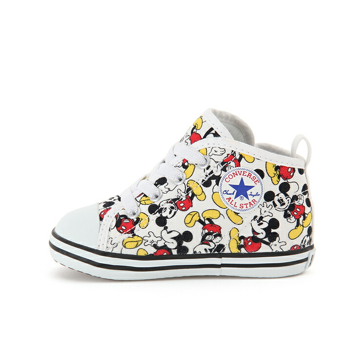 455b1b726614 atmos pink  CONVERSE ALL STAR 100 MICKEY MOUSE PT HI (Converse all ...