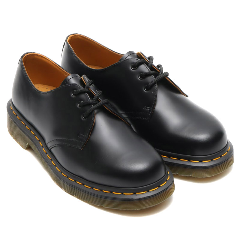 good out x premium selection 100% quality Dr.Martens 1461 59 3EYESHOE (doctor Martin 1461 59 3 eye shoes) BLACK 19SS-I