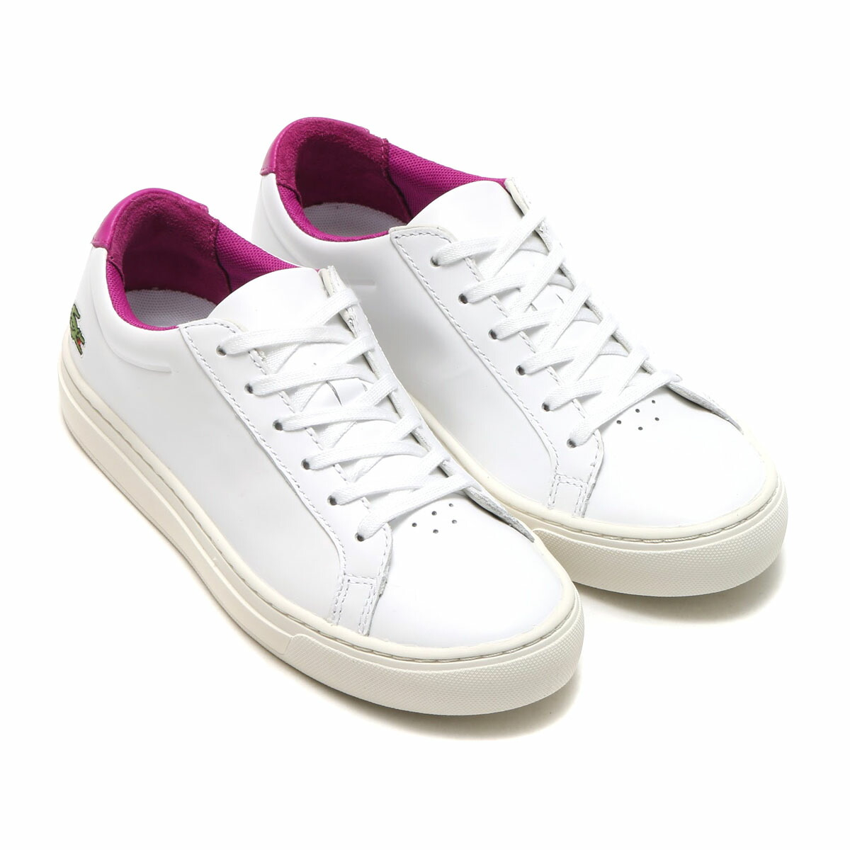 LACOSTE L.12.12 117 3(ラコステ L.12.12 117 3)(WHITE