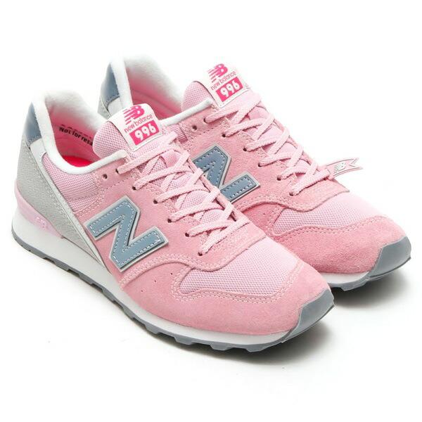 new balance 996 pastel pink