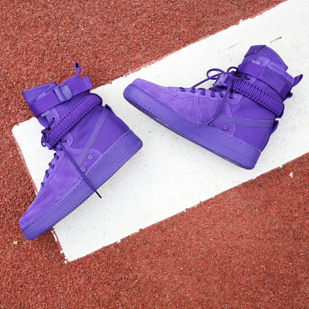 4c97e789457c07 atmos pink  NIKE SF AF1 (Nike SF AF1) (COURT PURPLE COURT PURPLE ...