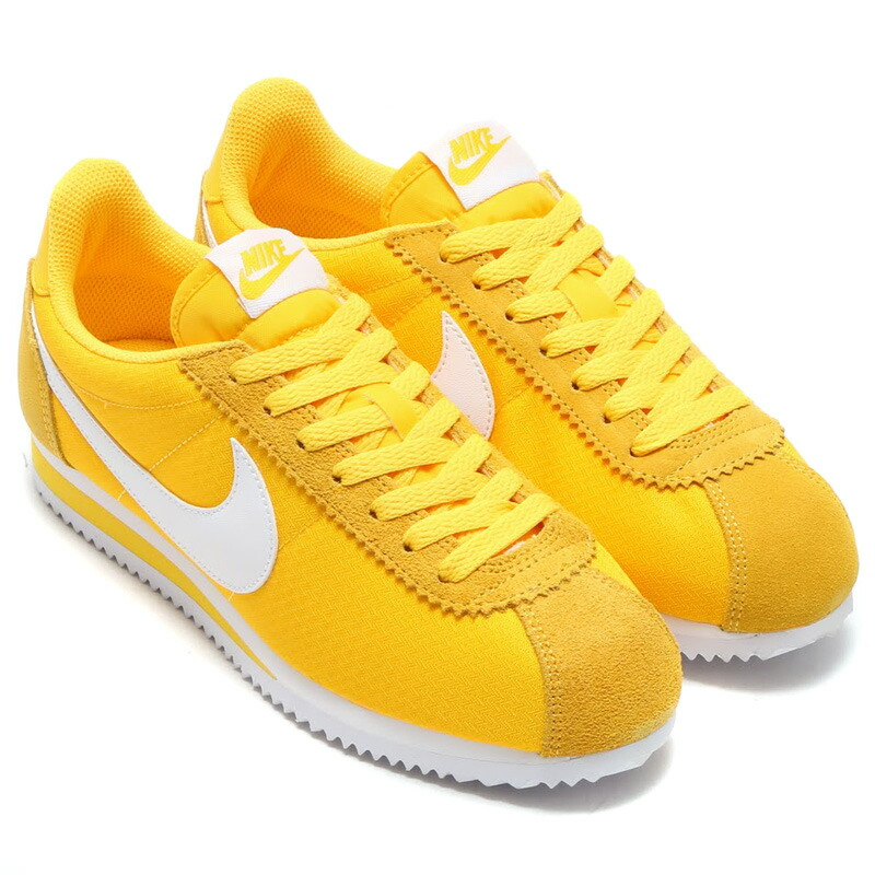 differently 30272 04ba3 ... canada womens nike cortez yellow blue 74a28 27f48