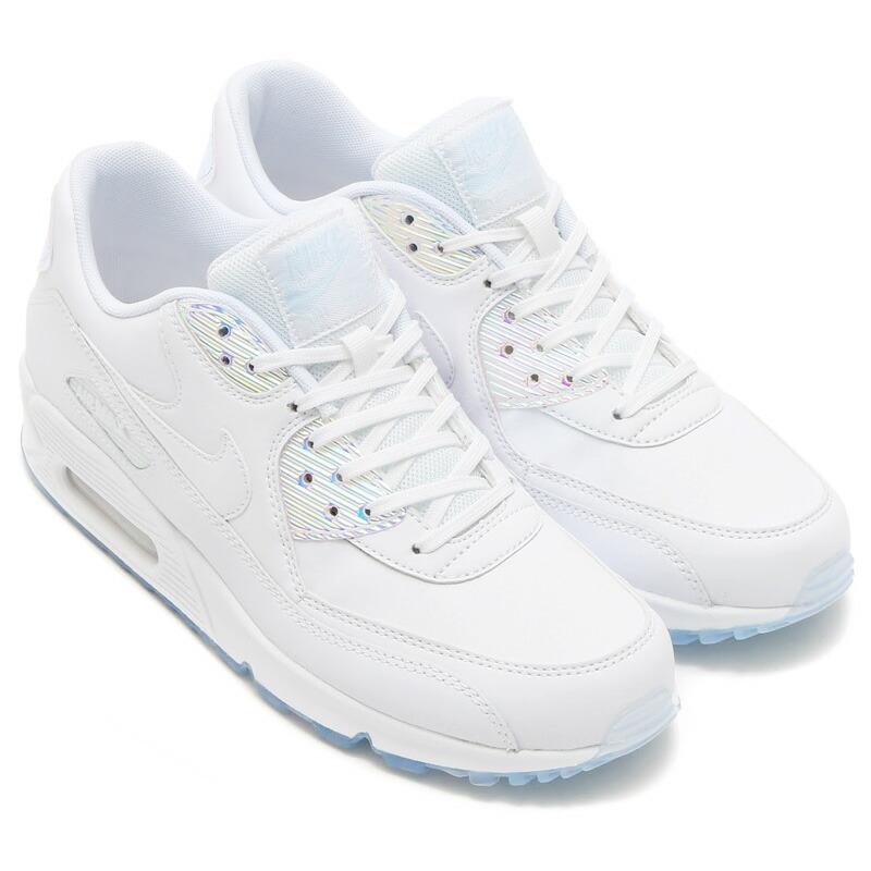 5189f333a8ab Nike Air Max 90 Premium White Blue Tint learn german faster de